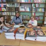 Antspauduojam knygas